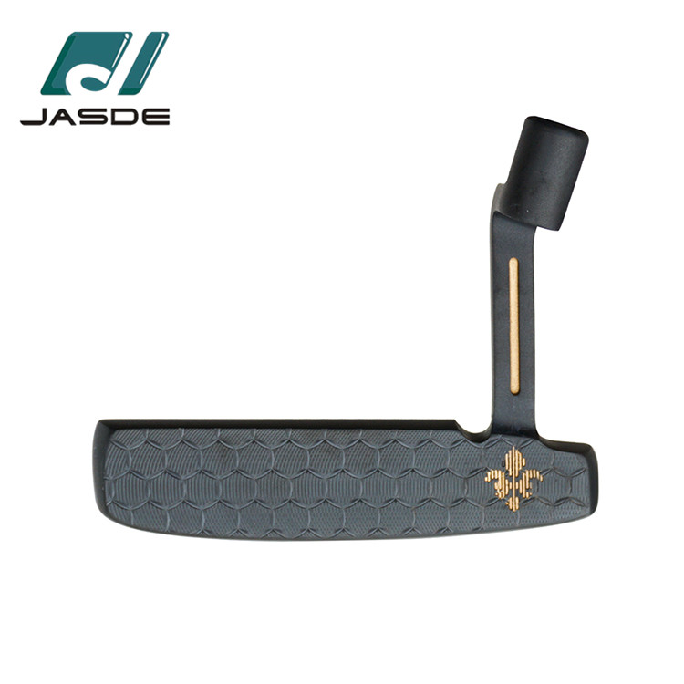 Stainless steel head special cnc milled golf putter