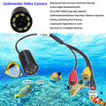 90 Degree 5V 520TVL 8LED Mini CCTV Waterproof Fishing Camera 0.5m Cable