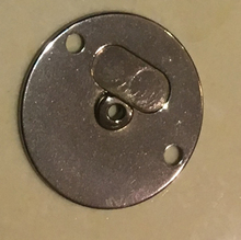 SA5221-001 needle hole plate (medium) of sewing machine parts
