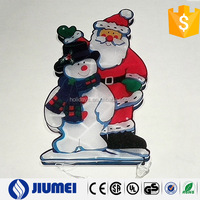 Lovely Decoartive Promotional Christmas Ceramic Santa Claus