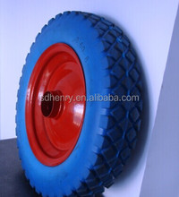 350-8 400-8 wheelbarrow pu foam wheel