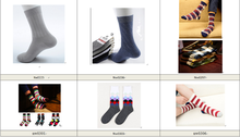 Men's socks for Noaman PI L20160921001