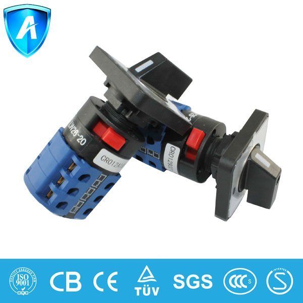 iso9001 certified 2016 hot sale CA10 24 step rotary switch