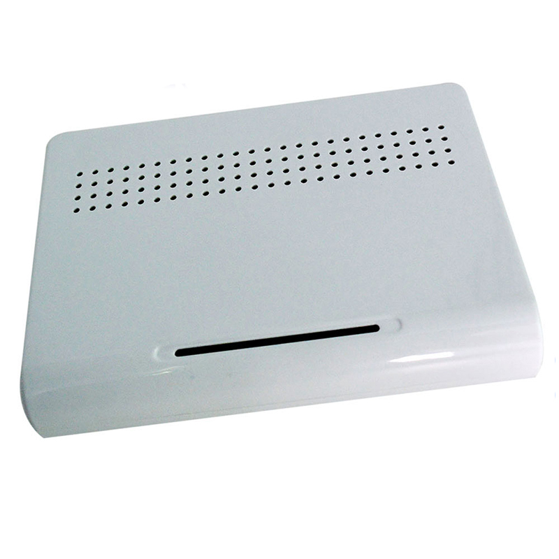 Plastic manufacturer router wireless enclosure