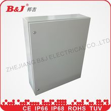 zhejiang wenzhou wall mounted metal box for electronics outdoor electrical distribution box