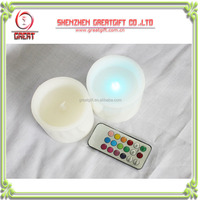 led artificial candle light,High Quality 2015 New Design Real Wax Led Candle Light ,flickering flame led wax candles