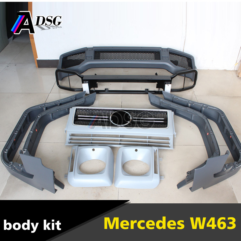 Mercedes G classs W463 G65 AMG Look PP body kit 2010 - IN