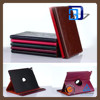 New Arrival Popular Cowhide Pattern 360 Degree Rolating PU Leather Cover case For iPad pro tablet case lowest price
