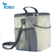 Leak-Proof Custom Insulated Soft Cooler Lunch Bag For Men