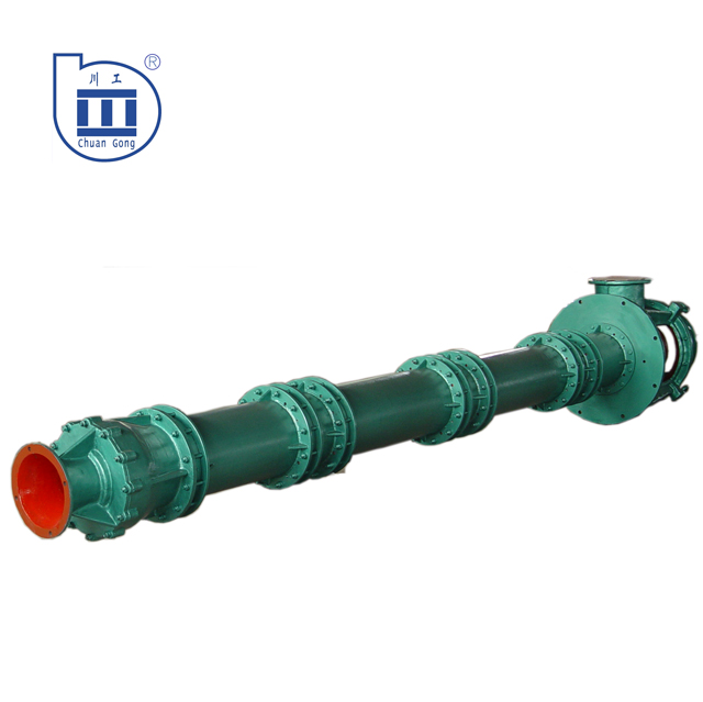 Sewage Water Vertical high pressure submersible pump