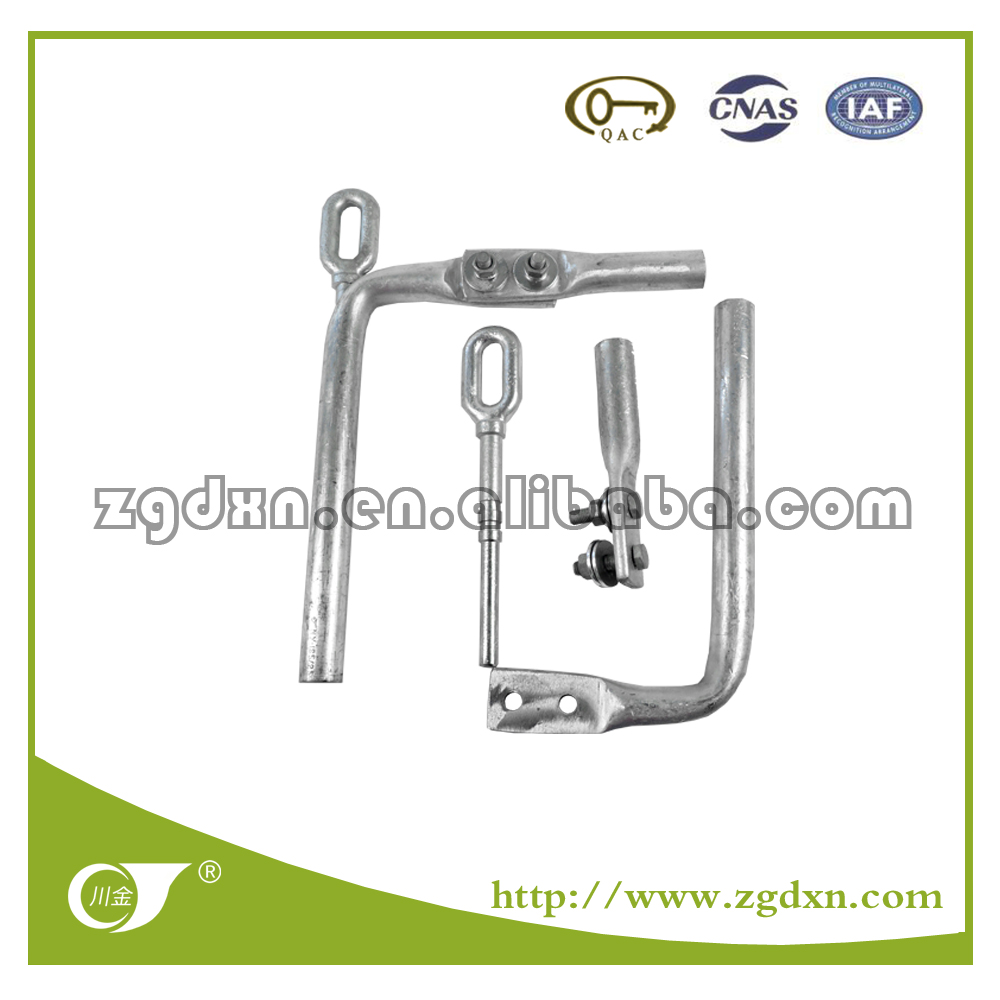 Sichuan 21 Years Steel Wire NY Series Strain Clamp
