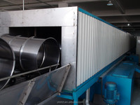 Degrease &Phosphor Line-Drum Cleaning and Washing Machine for drum making
