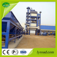 LB3000 240TPH asphalt batching mix machine