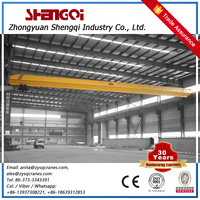 Concrete Plant Used Single Beam Girder Railway Overhead Bridge Launching Crane