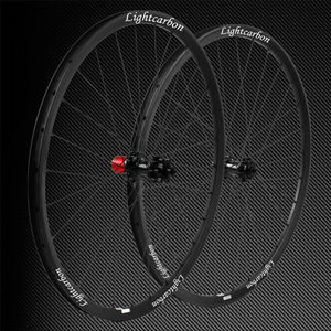 LIGHTCARBON china factory directly sell bicycle parts carbon bicycle Wheels Lightweight 29er 24mm Customized carbon clincher rim
