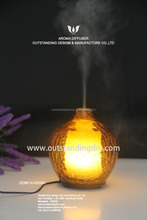 100ml ultrasonic air fragrance CE&RoHS&UL&SASO certified aroma oil diffuser