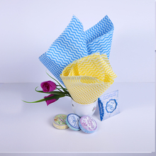 100%rayon 4.5cm dia round shape compressed nonwoven towel,magic promotional kitchen disposable wipes