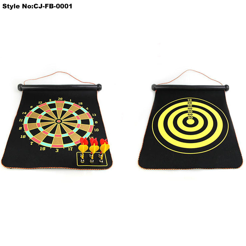 Safe Magnetic Dartboard with 6 Darts for Children Toys