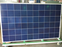 1650*990*40 Size and Polycrystalline Silicon Material solar panel ce 12V 250w 260w price per watt polycrystalline silicon solar