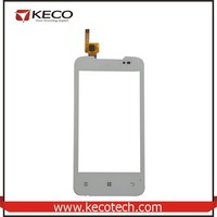Wholesale Mobile Phone Touchscreen Glass Touch Sensor Digitizer Screen Panel Replacement Parts For Lenovo A390 White