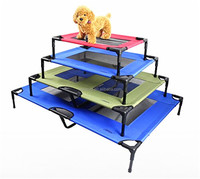 Metal Frame Pet Dog Bed Supply and Manufacturer Wholesale Iron Pet Bed