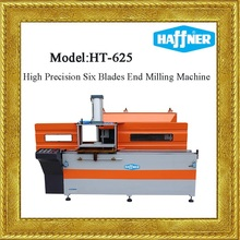 China End Milling Machine 6 Blades for Aluminum Profile Process