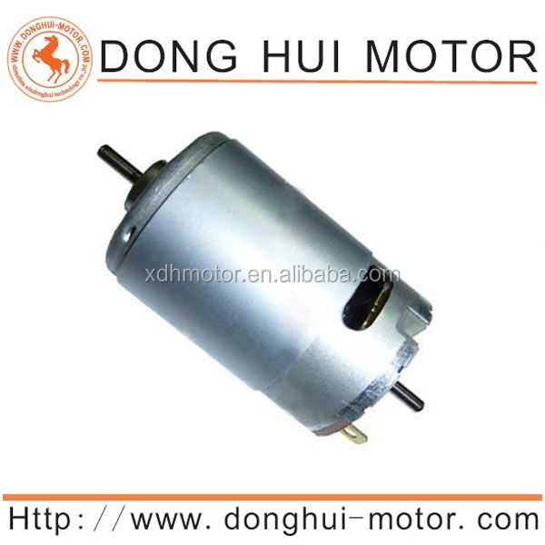 RS-550 Johnson DC Motor 12V for Power Tool, water pump