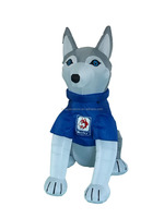 180cm/6ft inflatable wholesale Husky Dog for Christmas decoration