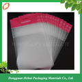 Wholesale clear plastic tablecloth plastic packaging bags