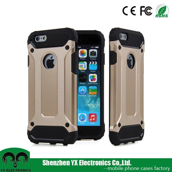 durable pc tpu mobile phone shell for apple iphone 6/6s