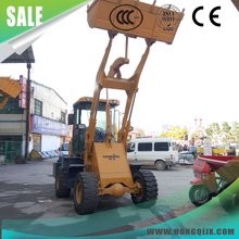 China cheap mini 0.75CBM bucket loader LK928EG small farm wheel loader