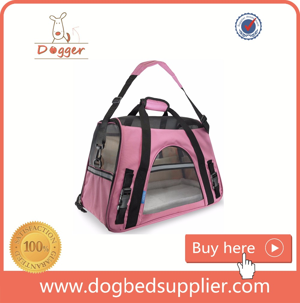 High Quality Various Size Professional Portable Pet Pocket Dog Carrier