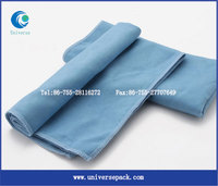 Durable microfiber window cleaning cloth