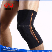 hot sale 3-color 4-piece play sports knee-laying shock absorptive knee-knuckle sports running protective knee brace