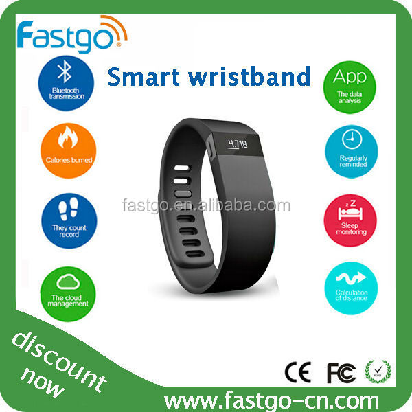 multifunctional wristband pedometer/pedometer step counter and calorie recorder/mini fashion pedometers