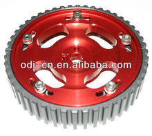 transmission and drivetrain adjustable cam gear