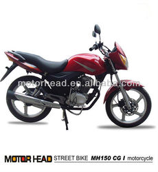 CG 150 TITAN 150cc motorcycle with new style headlight, 150cc street bike cheap motorcycle