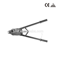 Industrial grade manual hog ring plier for gabion
