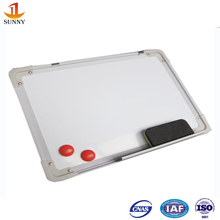 dry erase ceramic magnetic white board with cheap price