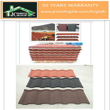 High quality roof sheet steel/stone coated metal tile in Indonesia market