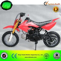 Promotion CRF 70cc dirt bike High performance motorcycle CRF01A made in China