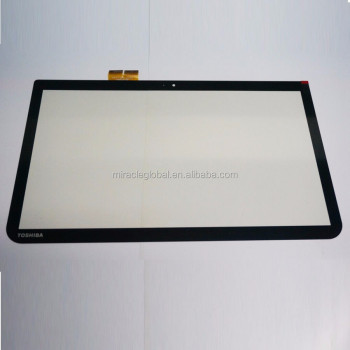 "15.6"" Touch Screen Digitizer Glass For Toshiba Satellite C55T C55DT L55T L55DT C50 C50T P580"