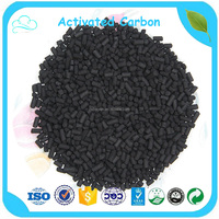 1.5mm 4mm Anthracite Coal Based Pellet Activated Carbon For Gas Purification