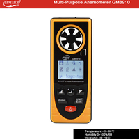 Digital Multi Purpose Digital Anemometer Wind