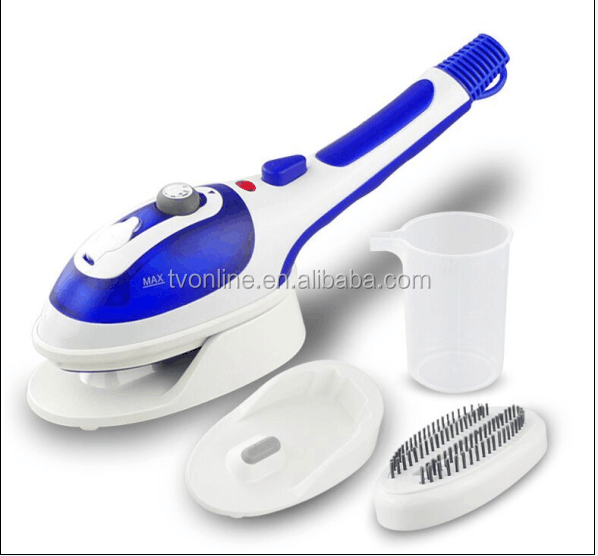 2016 most popular 800w vertical garment steamer/mini travel steam iron for home appliances