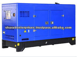 20.0 KVA THREE PHASE SEMIBRUSH AIR COOLED D.G. SET