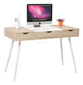 Home office furniture standing desk computer table wooden