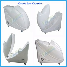 Far Infrared Ozone SPA Sauna Wet Steaming Capsule for Health Care