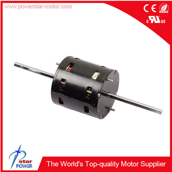 3 3 inch double shaft ac electric fan motor buy fan for Double ended shaft electric motor