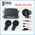 Low Price One Way Automobile Alarm System with Good Quality
